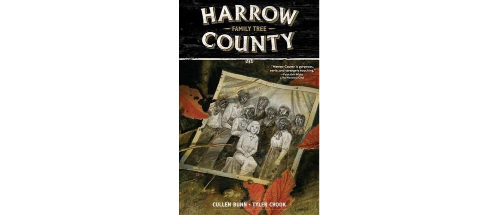 Harrow County 4 : Family Tree - (Harrow County) by Cullen...