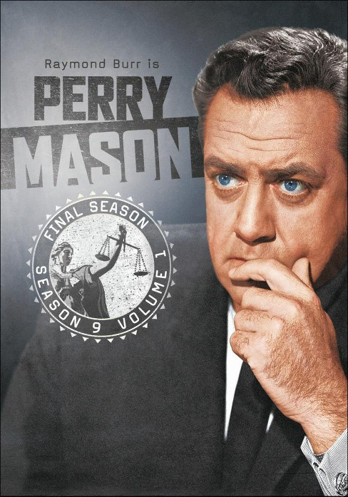 Perry mason:Ninth season vol 1 (DVD) - image 1 of 1