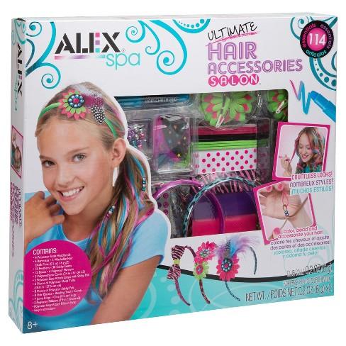 Alex Ultimate Hair Accessories Salon - image 1 of 4
