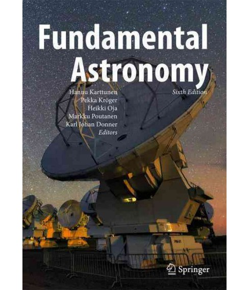 Fundamental Astronomy (Hardcover) - image 1 of 1