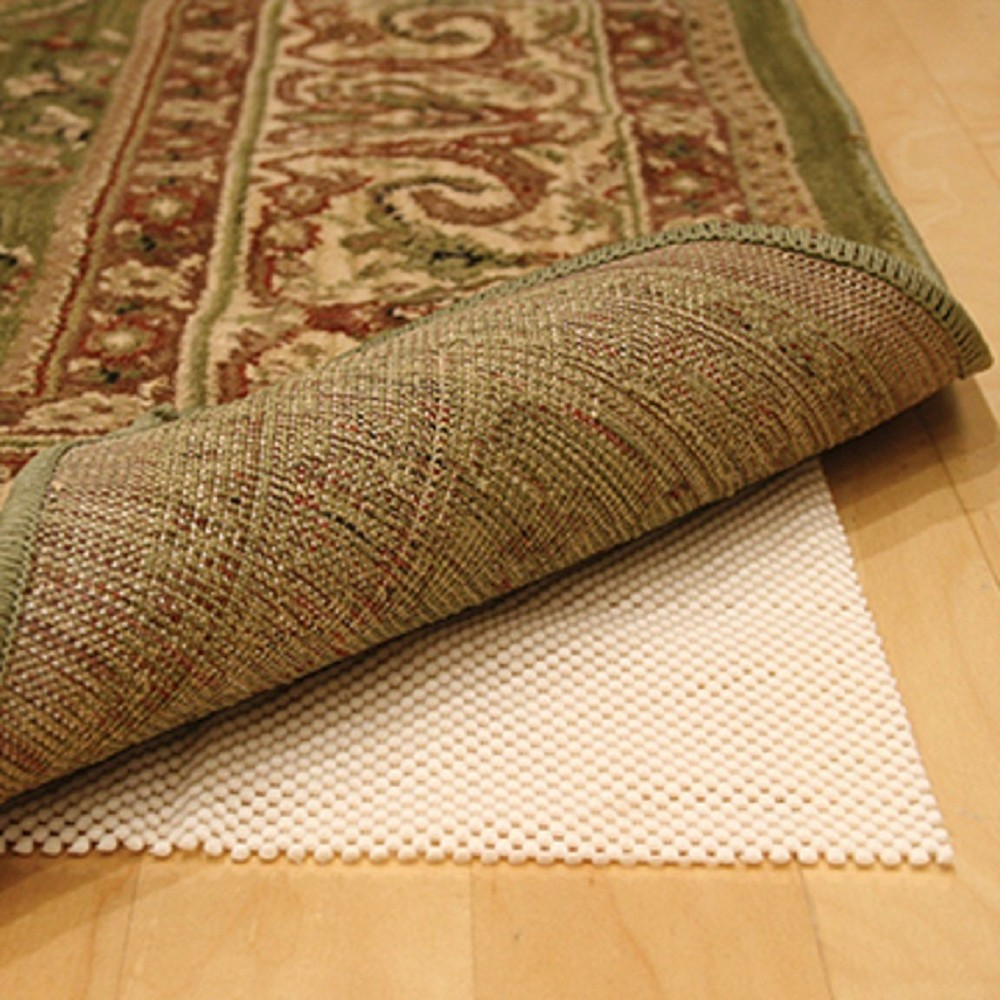 """Image of """"1'11""""""""x7'6"""""""" Home Better Stay Rug Pad Brown - Mohawk, Size: 1'11""""""""X7'6"""""""" RUNNER, Gray"""""""