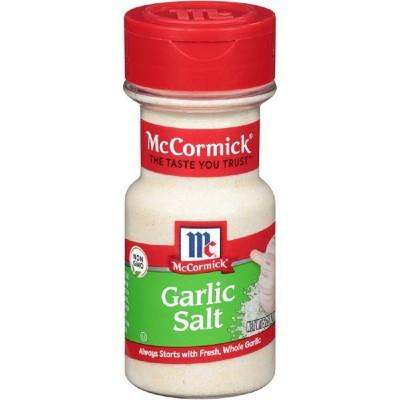 McCormick Garlic Salt - 5.25oz