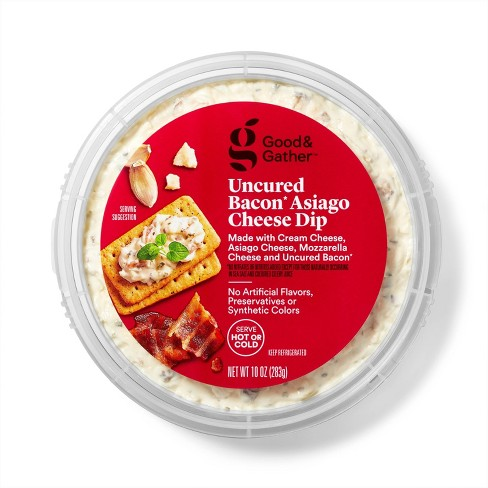 Bacon Asiago Cheese Dip - 10oz - Good & Gather™ - image 1 of 3