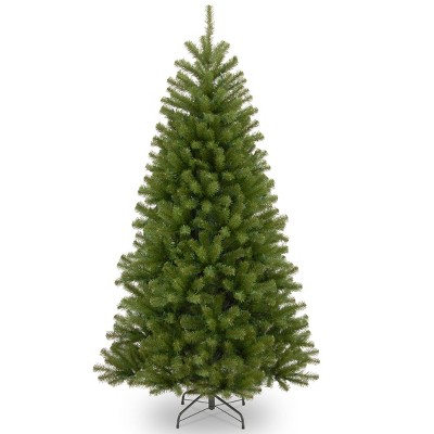 6ft National Christmas Tree Company North Valley Spruce Artificial Christmas Tree