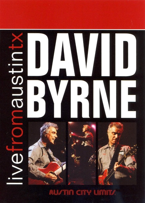 David byrne:Live from austin texas (DVD) - image 1 of 1
