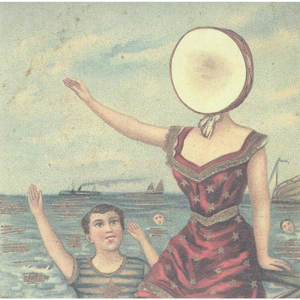 Neutral Milk Hotel - In The Aeroplane Over The Sea (CD)