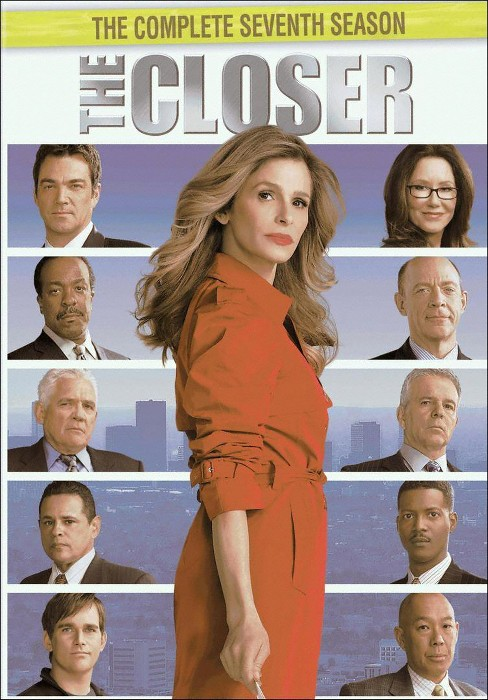 The Closer: The Complete Seventh Season [5 Discs] - image 1 of 1