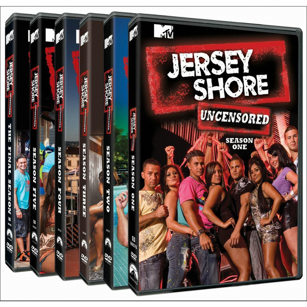 Jersey Shore:Complete Series Pack (Dvd)