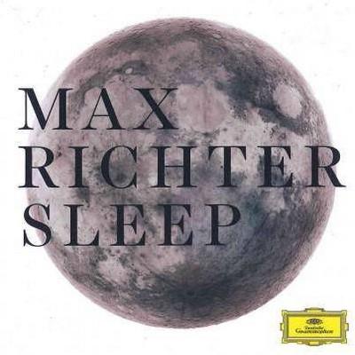 Max Richter - Sleep (8 CD/Blu-ray Combo)