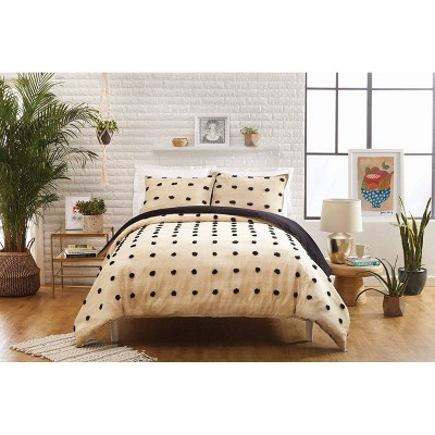 Justina Blakeney for Makers Collective Full/Queen 3pc Togetherness Duvet Cover & Sham Set Linen