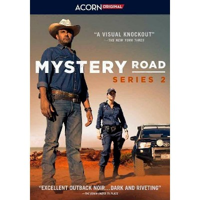 Mystery Road: Series 2 (DVD)(2021)