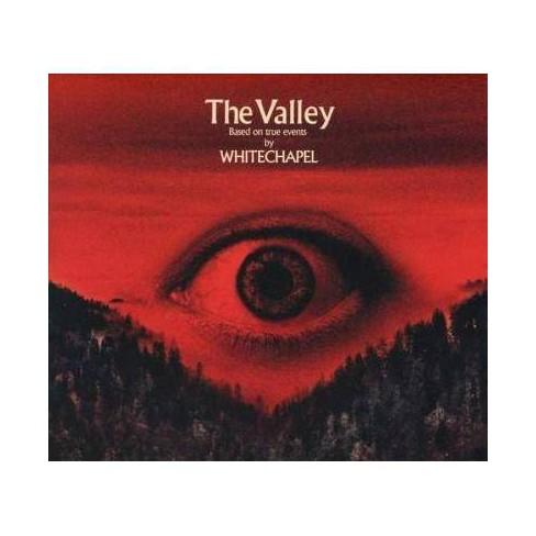 Whitechapel - Valley (CD) - image 1 of 1
