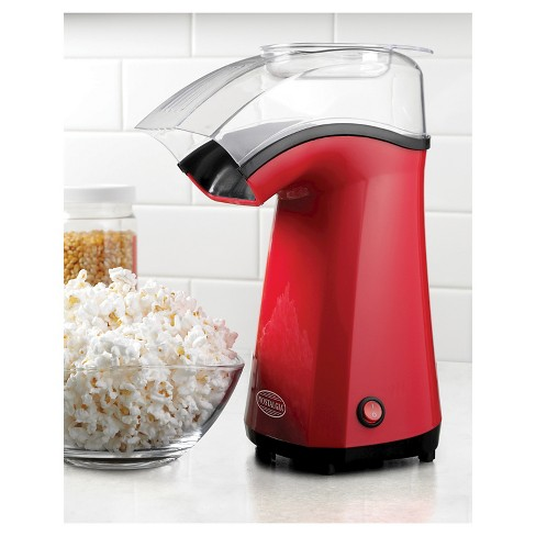 Nostalgia Air Pop Hot Air Popcorn Popper Red Aph200red Target