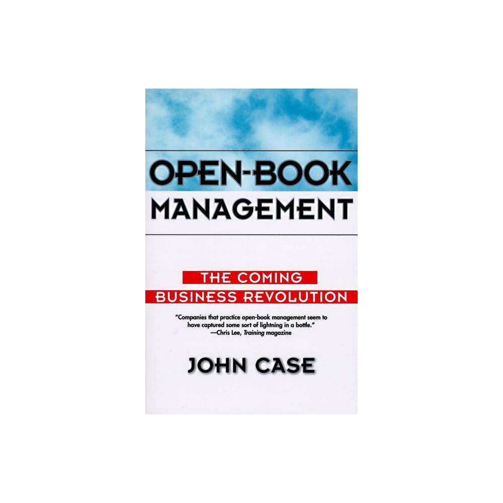 Open Book Management By John Case Paperback