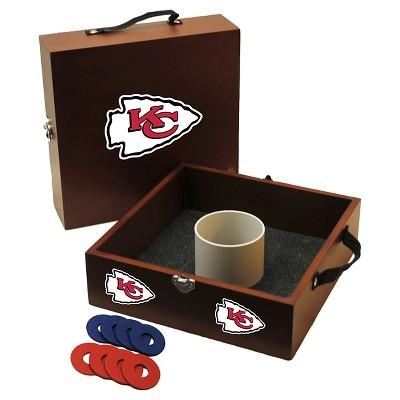 NFL Kansas City Chiefs Wild Sports Washer Toss