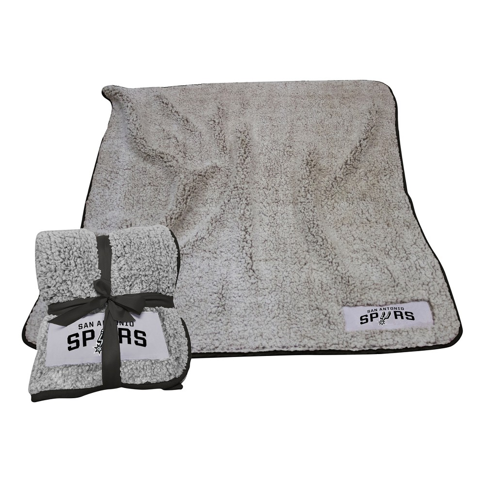 NBA San Antonio Spurs Frosty Fleece Throw