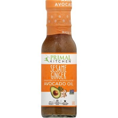 Primal Kitchen Sesame Ginger Vinaigrette with Avocado Oil - 8fl oz