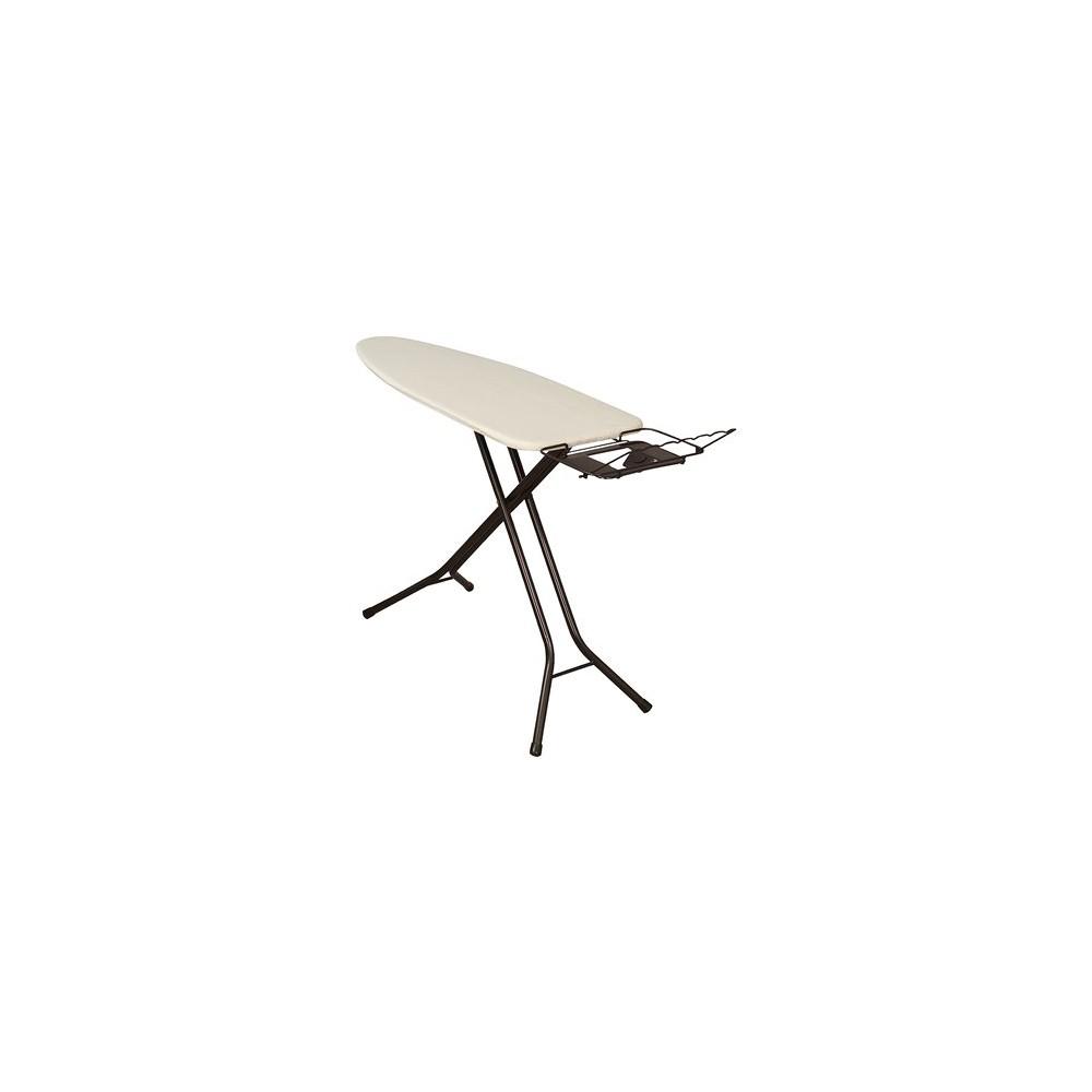 Household Essentials Mega Wide Top Ironing Board - Bronze