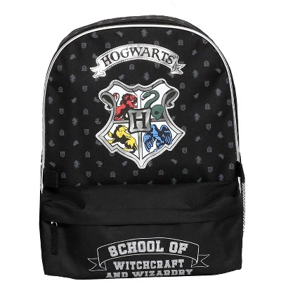 """Accessory Innovations Company Harry Potter Hogwarts 16"""" Backpack and Lunch 4 Piece Set"""