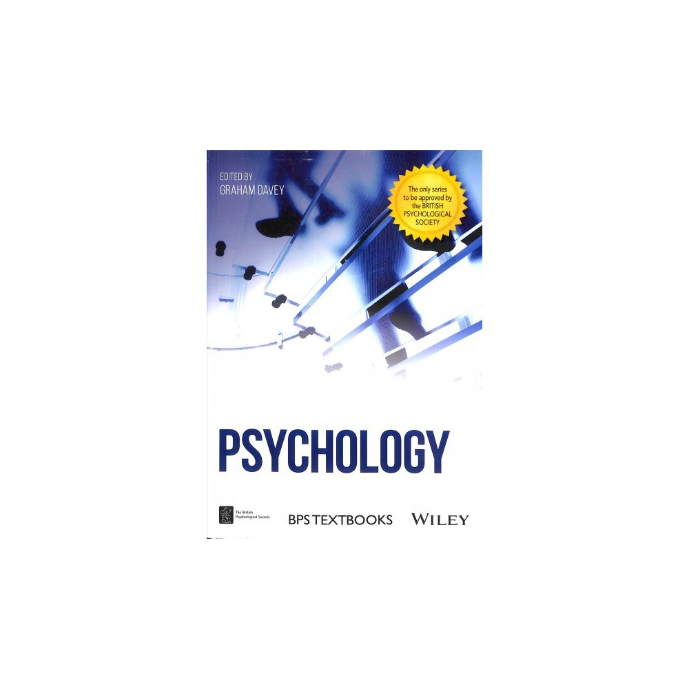 Psychology - (Bps Textbooks in Psychology) (Paperback)