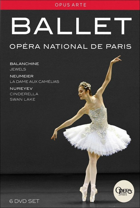 Paris opera ballet box set (DVD) - image 1 of 1