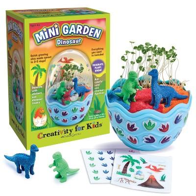 Creativity for Kids Mini Garden Dinosaur Activity Kit