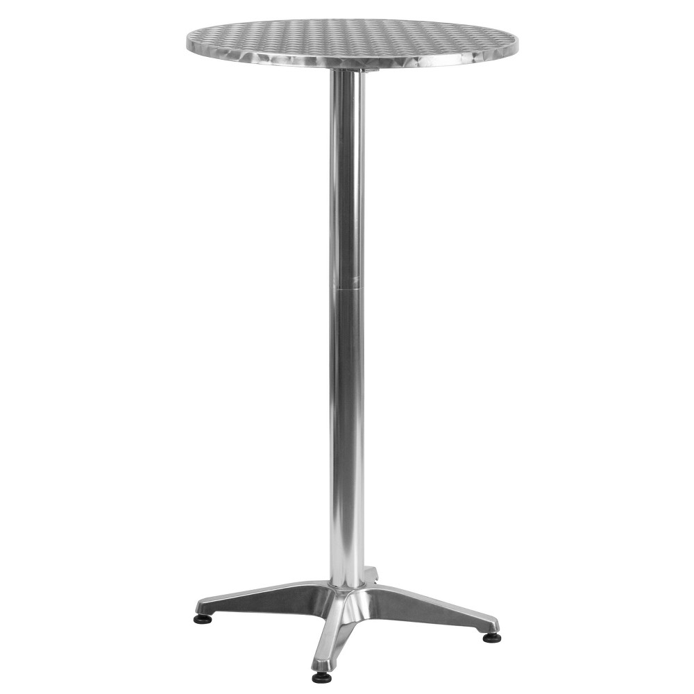 Riverstone Furniture Collection Fold Bar Table Aluminum