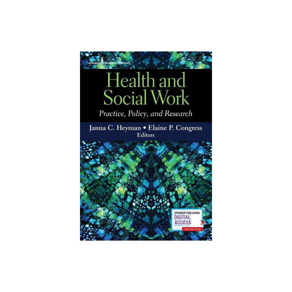 Health and Social Work - (Paperback)