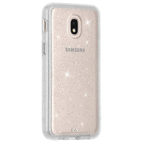 the best attitude 49980 3dc20 Case-Mate Samsung Galaxy J3 Sheer Glam Naked Tough Cases