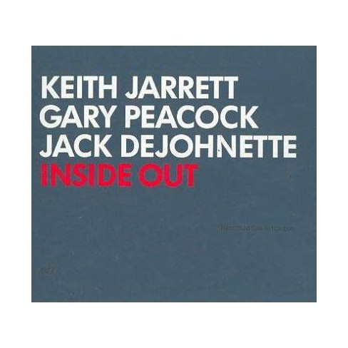 Keith Trio Jarrett - Inside Out (CD) - image 1 of 1