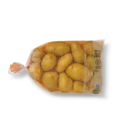 Golden Potatoes - 5lb Bag (Brands May Vary)