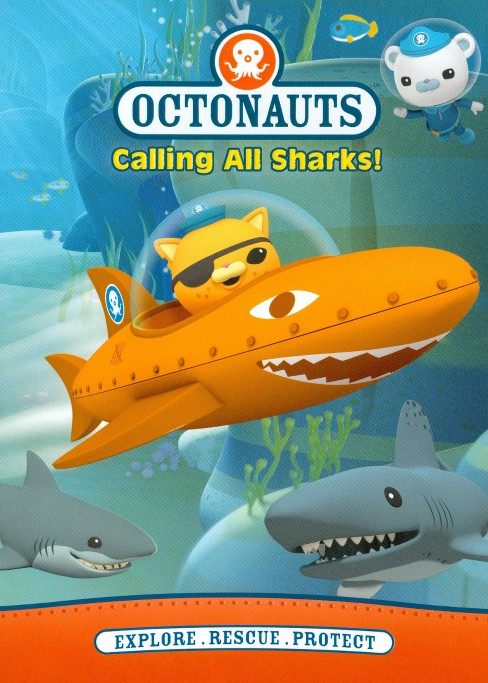 Octonauts: Calling All Sharks! - image 1 of 1