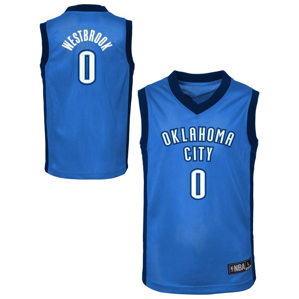 Nba Oklahoma City Thunder Toddler Boys 39 Russell Westbrook Jersey 3t
