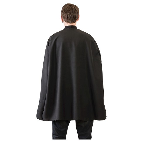"Superhero Cape Adult Black 36"" - image 1 of 1"