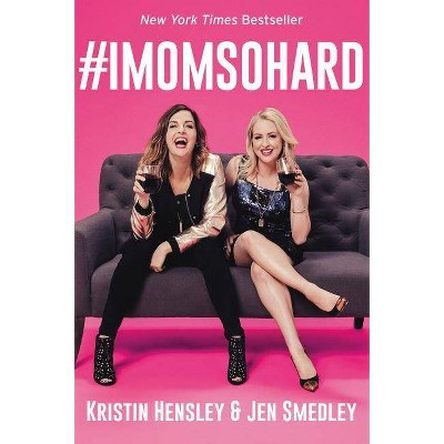 #imomsohard - by Kristin Hensley & Jen Smedley (Hardcover)