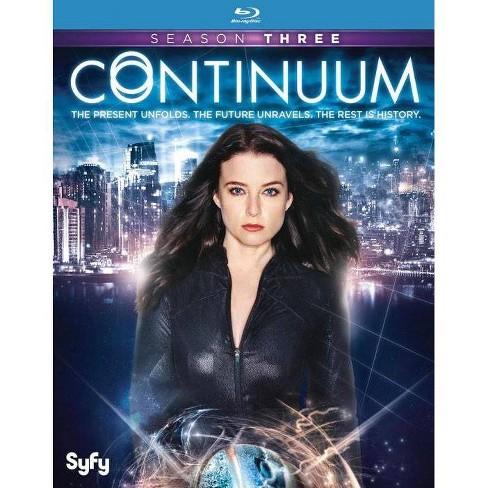Continuum: Season Three (Blu-ray) - image 1 of 1
