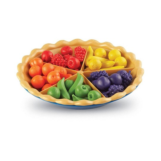 Learning Resources Super Sorting Pie image number null
