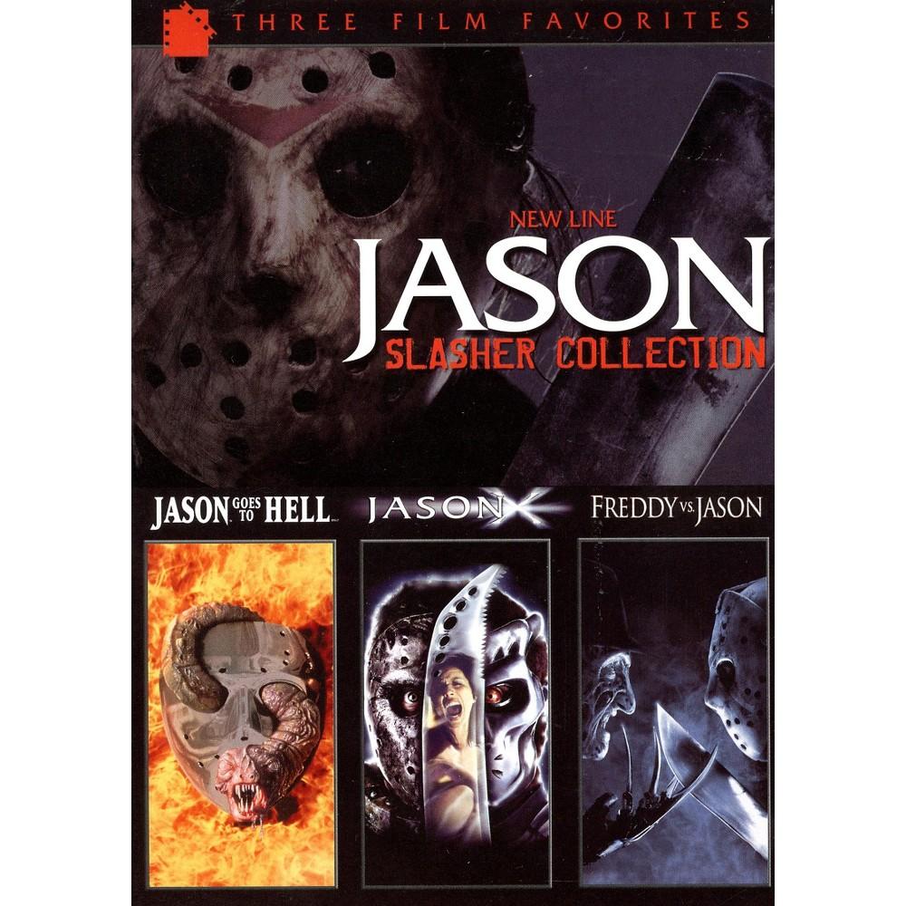 Jason Slasher Collection [3 Discs]