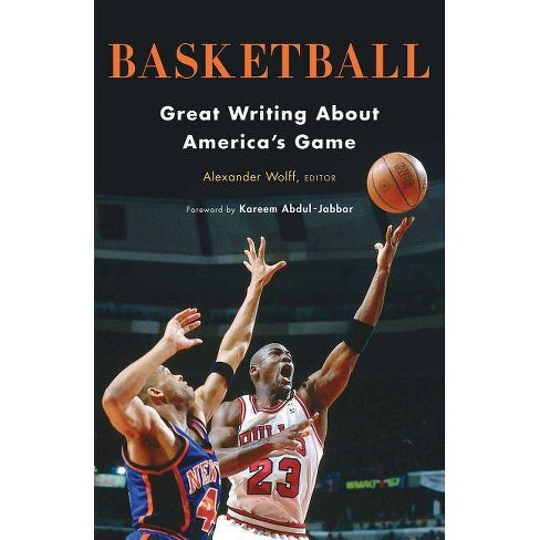 Basketball: Great Writing about America's Game - (Hardcover) - image 1 of 1