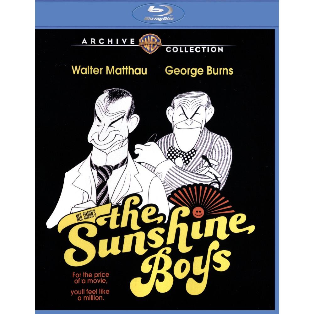 Sunshine Boys (Blu-ray), Movies