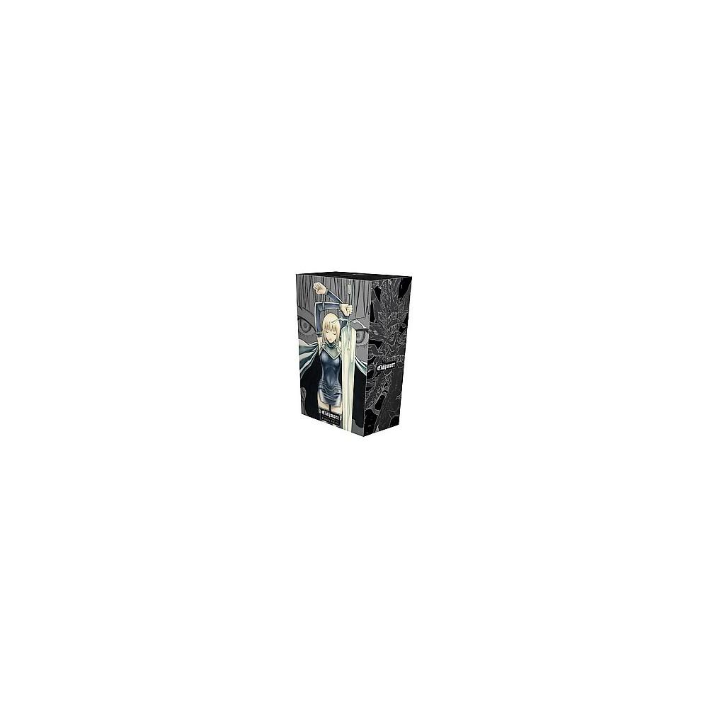 Claymore Complete Box Set - by Norihiro Yagi (Paperback)