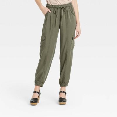 Women's Cargo Jogger Pants - Knox Rose™