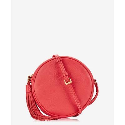 GiGi New York Red Zoe Crossbody Bag