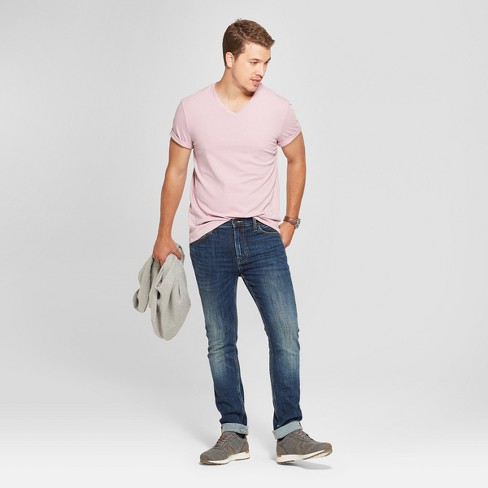 d58ef934 Men's Standard Fit V-Neck Short Sleeve T-Shirt - Goodfellow & Co™