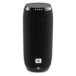 JBL Link 20 Water-Resistant Voice-Activated Smart Speaker with Google Assistant