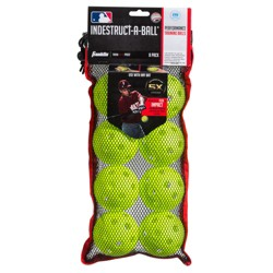 "Franklin Sports MLB 9"" Indestruct-A-Balls™ Practice Balls - Yellow"