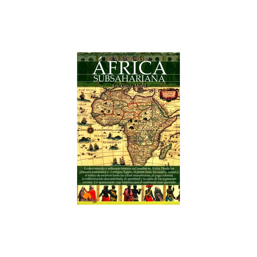Breve historia del África subsahariana / Brief History of Sub-Saharan Africa (Paperback) (Eric