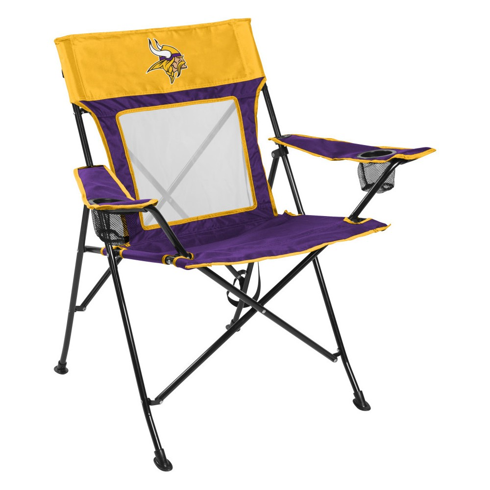 NFL Minnesota Vikings Rawlings Game Changer Chair