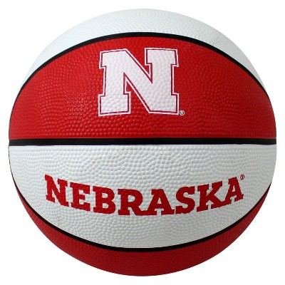 NCAA Nebraska Cornhuskers Mini Basketball