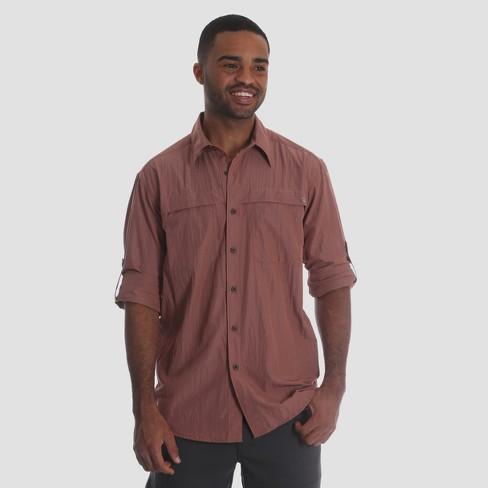 Wrangler® Men's Outdoor Long Sleeve Eddie Shirt - image 1 of 3
